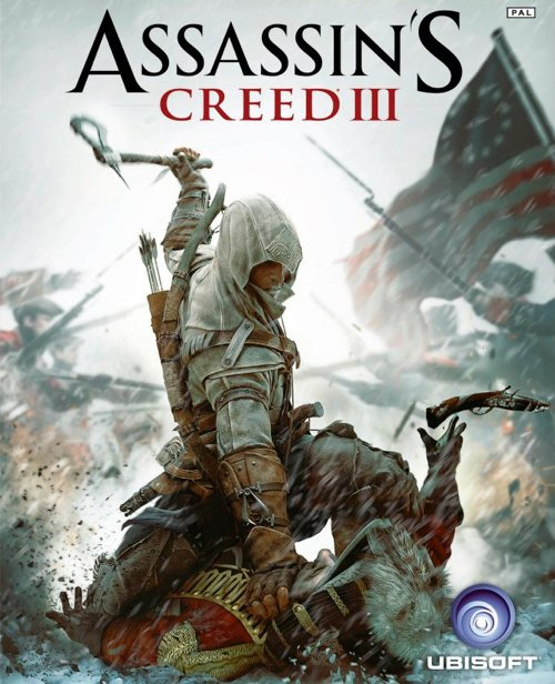 Assassins creed cover art