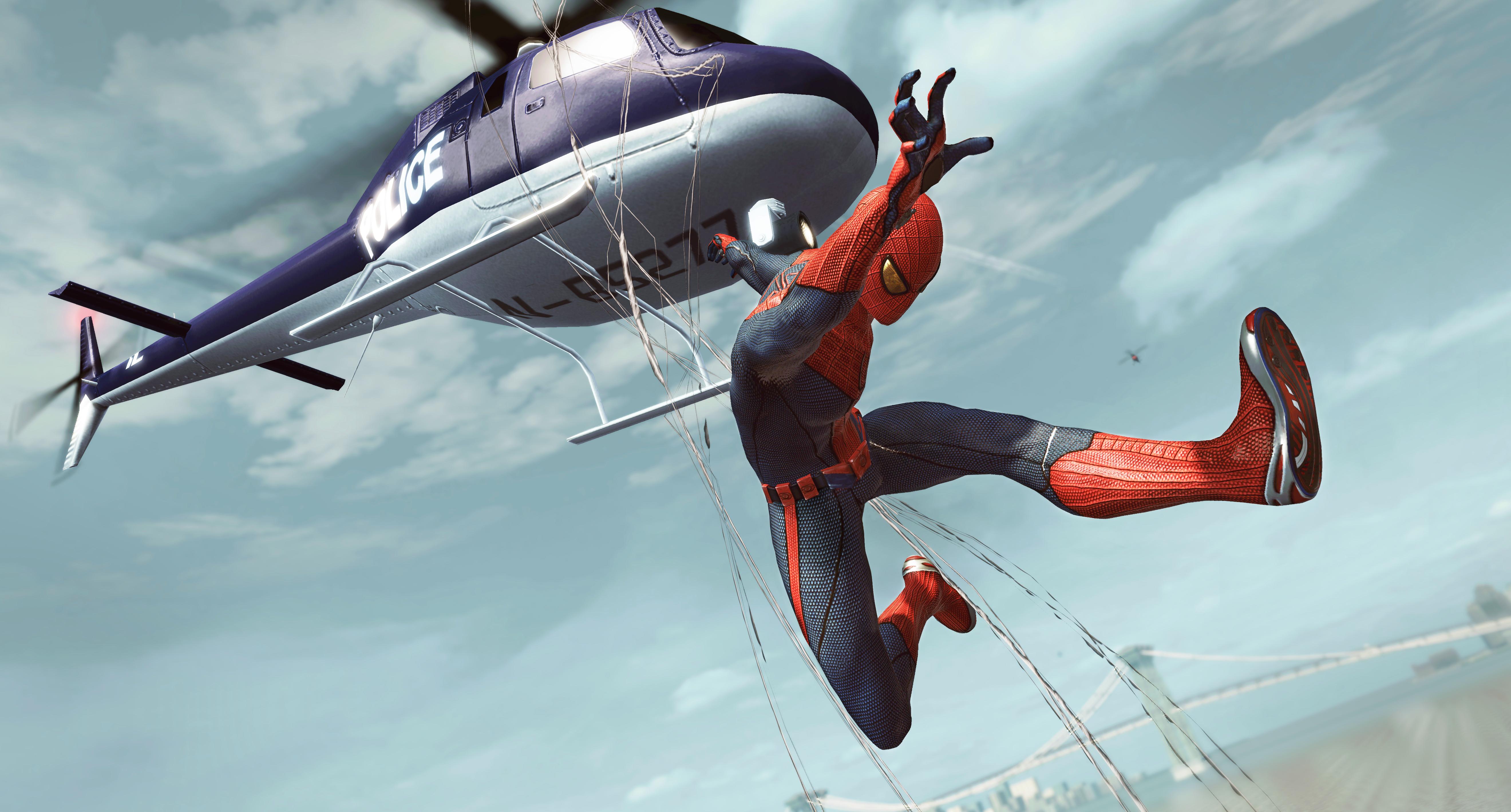 Resultado de imagem para The Amazing Spider-Man ps3