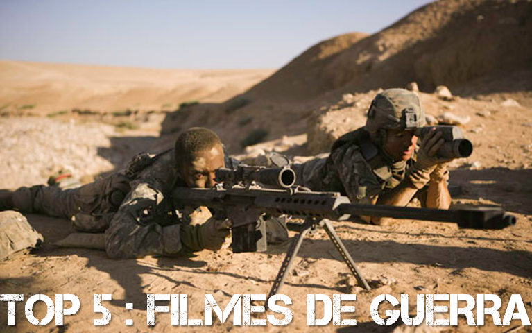 Top 5 filmes de guerra for Top 5 pictures