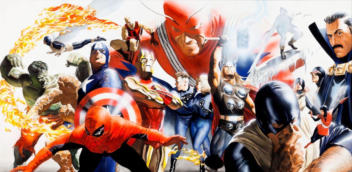 REALIDADE NOS QUADRINHOS: A influência da vida real nas histórias dos heróis Marvel