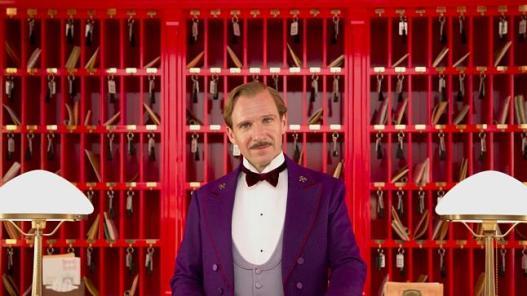 """Wes Anderson é um dos mais cotados pelo ótimo roteiro de """"O Grand Hotel Budapeste""""."""