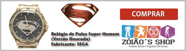 Zoiaoshop Man of Steel Banner