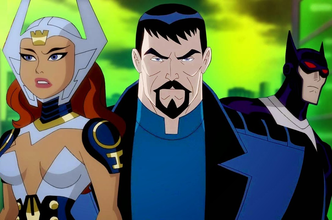 Justice League Gods and Monsters Movie