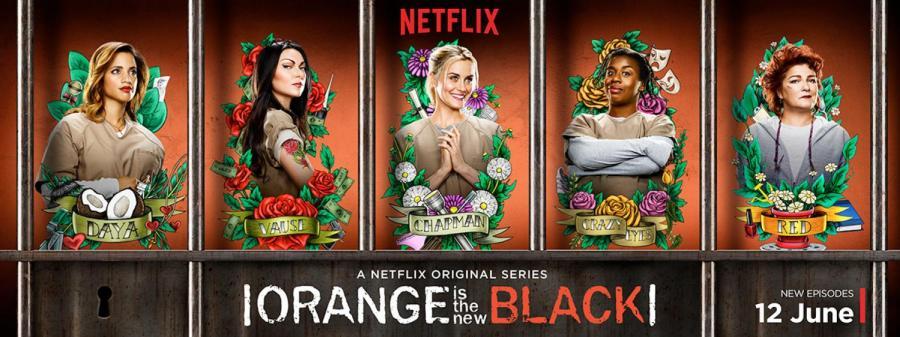 orange is the new black banner